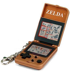 Réédition de Zelda Game and Watch