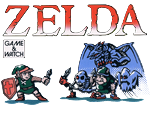 Logo de Zelda (Game & Watch)
