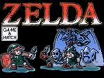 Logo du jeu Zelda (Game & Watch)