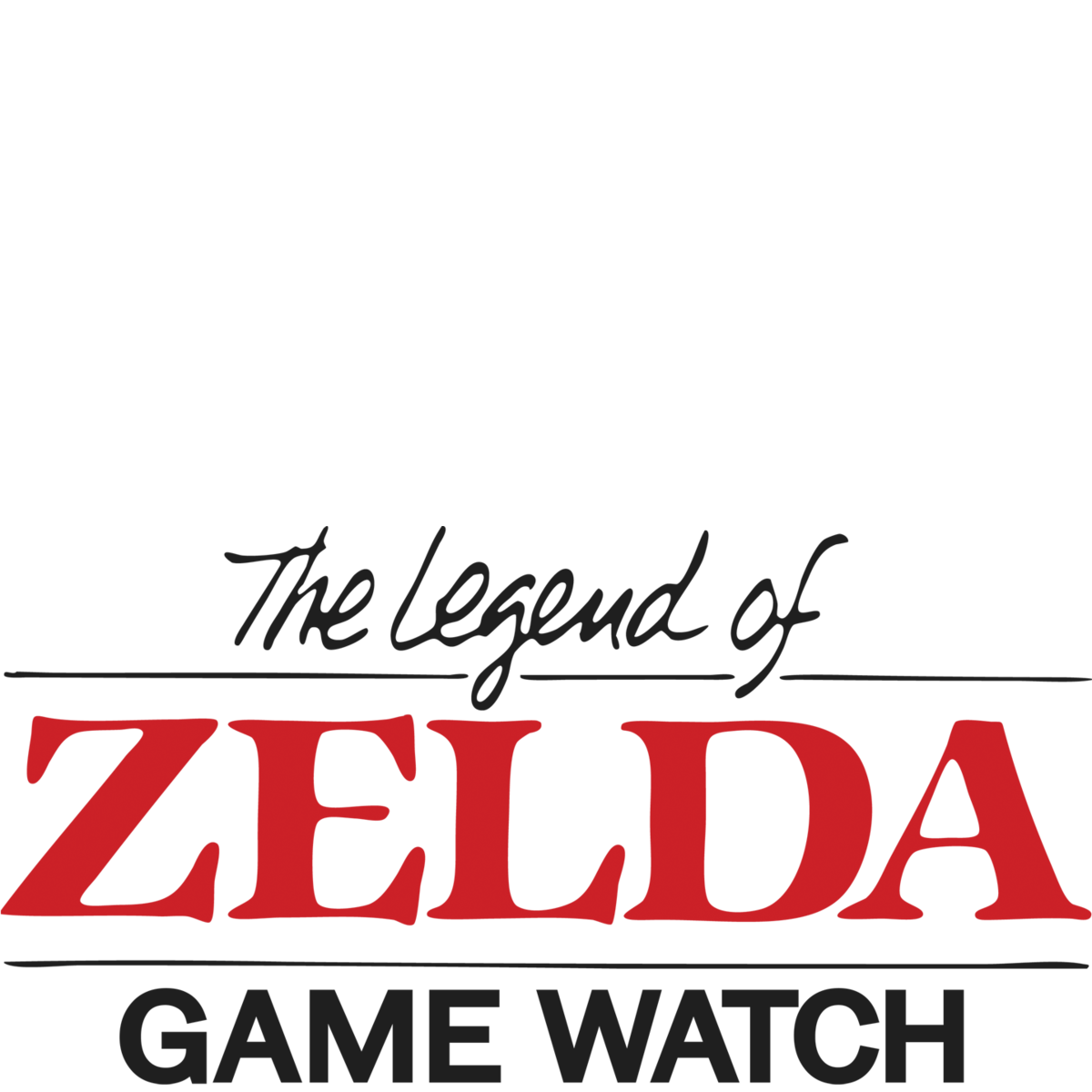 Logo du jeu Zelda Watch