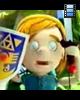 Publicité japonaise de Link's Awakening