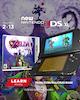 Pub américaine pour Majora's Mask 3D (3DS)